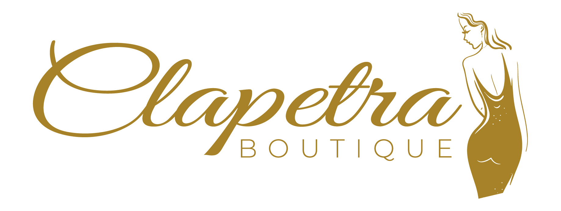 Clapetra Modern Online Boutique Logo